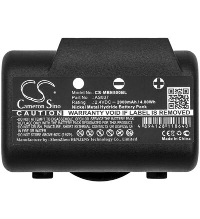 Replacement Battery For IMET AS037