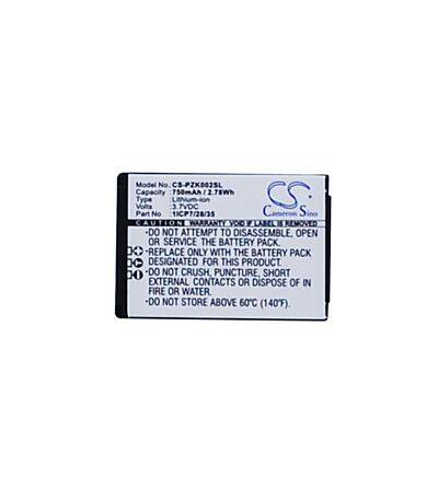 BATTERY FOR PARROT  1ICP7/28/35 Battery for Wireless Headset PARROT Zik 2.0 ( 750 mAh ...