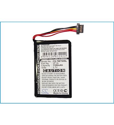 UK Battery for TomTom 4CP0.002.06 Go 740 Live AHL03711012 HM9440232488 3.7V RoHS