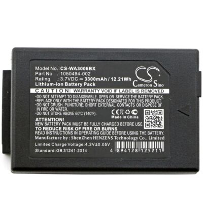 Battery For PSION WA3006