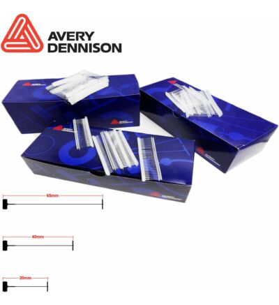 Avery Dennison Attachment 50mm White (5000 Pack)